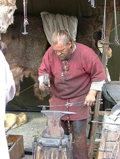 #man #blacksmith