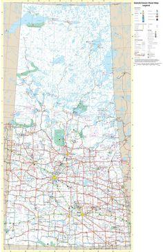 Map Of Southern Saskatchewan Maps Pinterest Southern - Map of southern saskatchewan canada