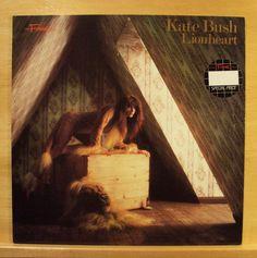 KATE BUSH - Lionheart - near mint - Vinyl LP - OIS - Symphony in Blue - Wow  RAR