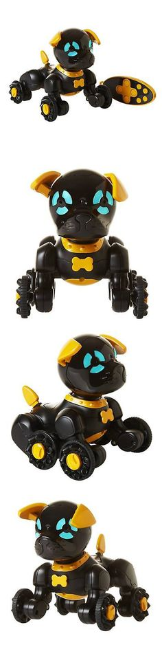 1970-Now 19198: Wowwee Chippie Robot - Black -> BUY IT NOW ONLY: $33.99 on eBay!