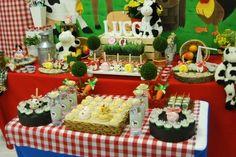 Mesa Festa Fazendinha