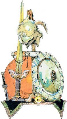 Erdrick's Sword - Dragon Quest Wiki