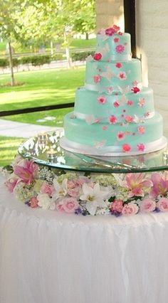 Wedding cakes by Jeseca Creations