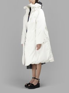 Puffer Coats, Down Coat, Duvet, Duster Coat, Italy, Street Style, Detail, Chic, Winter