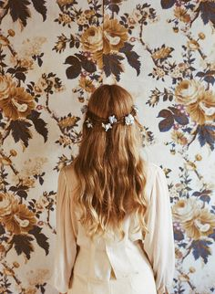 Kinfolk Flowers shot by Parker Fitzgerald