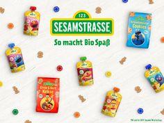 Gewinnspiel Sesamstraße