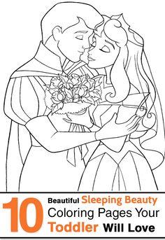 top 15 free printable sleeping beauty coloring pages online - Free Sleeping Beauty Coloring Pages 2