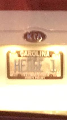 Hey! Coach Hedge! When'd you get a car...?