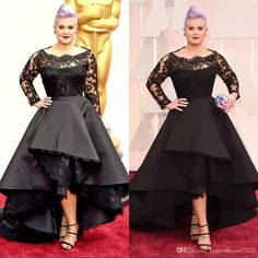 Black Lace Plus Size Mother Of The Bride Dresses Long Sleeve Boat Neck Applique High Low Formal Prom Gown Oscar Celebrity Red Carpet Dress Mother of the Bride Dresses Plus Size Mother Of The Bride Dresses Lace Prom Online with $149.72/Piece on Fashionhouse2020's Store | DHgate.com