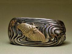 Jim Kelso - Moth Bracelet