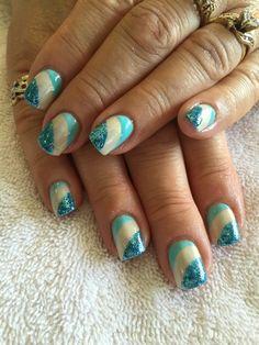 Young Nails ManiQ tri-color