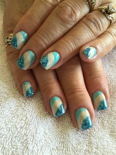 Young Nails ManiQ tri-color