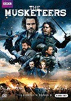 The Musketeers: Season 3 [Blu-ray] - DVD wholesale The Musketeers Season 1, The Musketeers Tv Series, Bbc Musketeers, The Three Musketeers, Luke Pasqualino, Tom Burke, New Tv Series, Miami Vice, Dvd Set