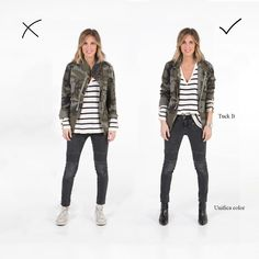 The tricks to dress that stylize the legs, seem more .- Los trucos para vestir que estilizan las piernas, parecer más alta o cómo repe… The tricks to dress that stylize the legs, look taller or how to repeat look without being noticed. Looks Style, Casual Looks, My Style, Mode Outfits, Casual Outfits, Fashion Outfits, Fashion Mode, Petite Fashion, Short Women Fashion
