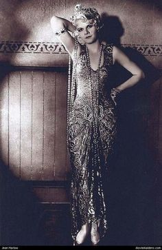 Jean Harlow in her first film Honor Bound,1928  http://www.timelessbeauty.it/jean-harlow/