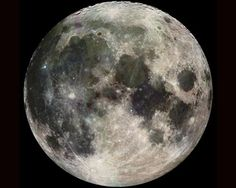 The magnificent moon -- don't miss the Blue Moon tomorrow