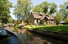 Giethoorn, Holandsko