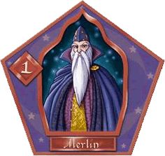 Wizard Cards to print for Harry Potter Party {Chocolate Frog Boxes)