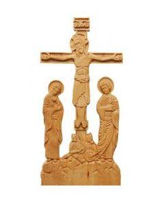 Golgotha  $232.00, #CatalogOfGoodDeeds #cross #handmadecrosses #forgedcross #steelcross #handmadeitems #blacksmithworkshop #forgeditems #woodencross #carvedcross #buycross #ordercross #orthodoxcross