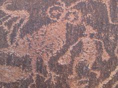 Rochester Creek petroglyphs by oldmantravels, via Flickr