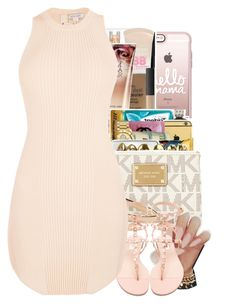 """""""June 9, 2016"""" by uniquee-beauty ❤ liked on Polyvore featuring Casetify and MICHAEL Michael Kors"""