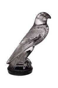 Lalique Glass Car Mascot