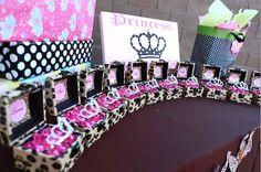 Chic Leopard Princess Party