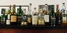 Whisky Tasting plus a wine tasting party! Best guys and dolls party idea ever!