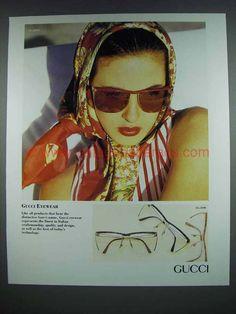 1989 Gucci Eyewear