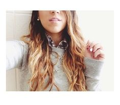 Niki Demartino has the best ombre. I want it!