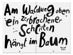 Literaturbeilage by Susann Stefanizen