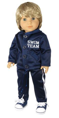 Silly Monkey - Swim Team Jacket and Pants, $14.00 (http://www.silly-monkey.com/products/swim-team-jacket-and-pants.html)