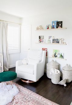 baby boy nursery tour // sarah sherman samuel