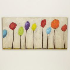 One of my favorite discoveries at WorldMarket.com: Lollipop Trees