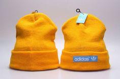 Adidas Winter Outdoor Sports Warm Knit Beanie Hat Pom Pom