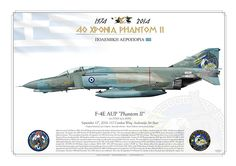 Airplane Sketch, Airplane Illustration, Hellenic Air Force, Air Machine, F4 Phantom, War Dogs, Emergency Response, Aviation Art, Military History