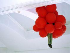 Sentient Orbs / installation view / Grey Matter / Talbot Rice Gallery / littlewhitehead in 2009