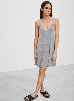 WILFRED FREE RAFAELI DRESS - Regardless of the mood you're in or where you're heading, this feels right