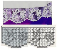 Patterns and motifs: Crocheted motif no. 627