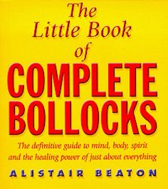 The Little Book of Complete Bollocks, http://www.amazon.co.uk/dp/0671037676/ref=cm_sw_r_pi_awd_l7ywsb1AN1Q3J