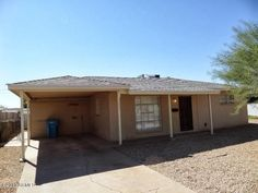 Move-In Ready 2 bedroom 1 bath home in Phoenix with tile throughout. See more at www.DesertRealtyGroup.com #realestate #phoenix