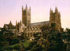 Canterbury Cathedral Canterbury, Kent England.