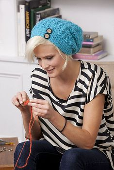 Urban Revival by Vickie Howell, free pattern  #crochet
