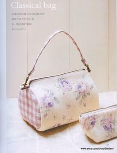 Sewing Bags Japanese eBook Pattern FAB17 Instant by Bielleni, €2.00