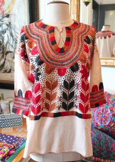 Chiapas one of a kind Blouse