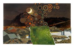 Twyford Down: Dexter Dalwood Dexter Dalwood, Tate St Ives, Saatchi Gallery, Galleries In London, Royal College Of Art, London Art, Photomontage, Artist At Work, Cool Artwork