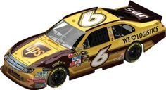 David Ragan Lionel Nascar Collectables UPS Diecast by RacingGifts,
