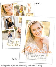 Image Collection 5x7 Grad Handlettered Foil Press Card