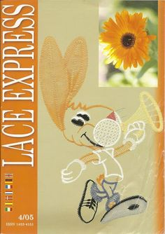 Lace Express 2005-04 – Vea Fil – Webová alba Picasa Bobbin Lace Patterns, Book And Magazine, Needle Lace, Lace Making, Lace Embroidery, Hobbies And Crafts, Tatting, Needlework, Blade