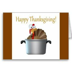Funny Turkey, Happy Thanksgiving Day Card Thanksgiving Place Cards, Happy Thanksgiving Day, Funny Turkey, Holiday Gifts, Personalized Gifts, Gift Ideas, My Favorite Things, Thankful, Holidays